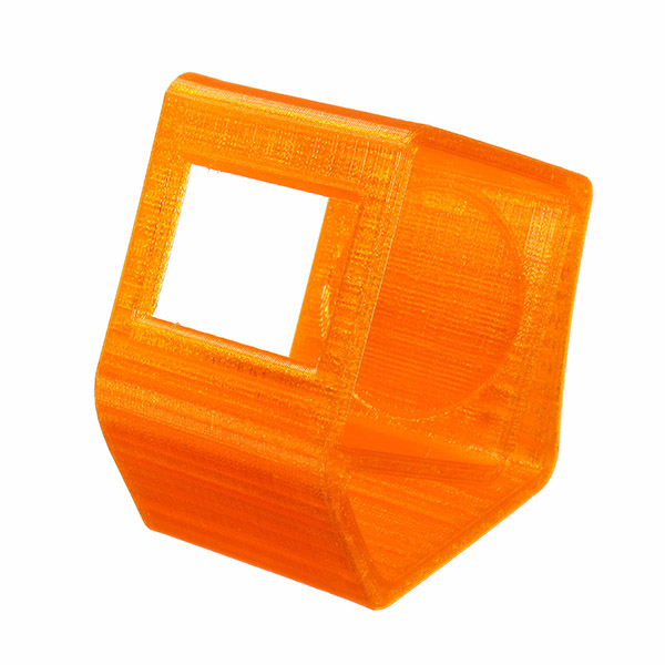 Foxeer BOX 30° TPU Camera Mount Spare Part Black/Red/Orange