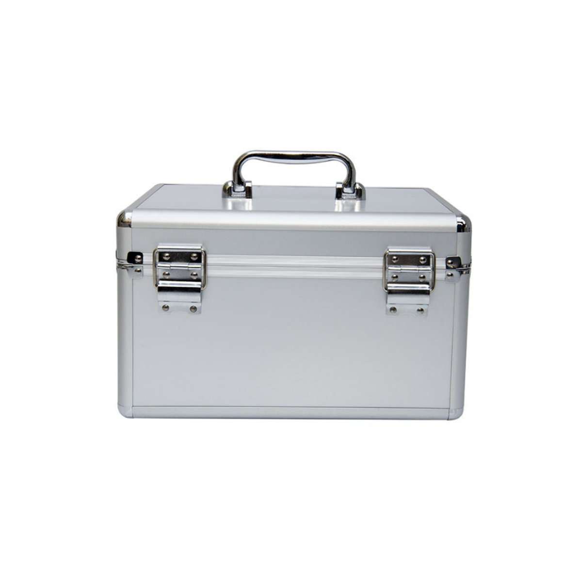 12 Inch Lockable First Aid Box Kit Family Office Medicine Storage Portable Handle Carry Case