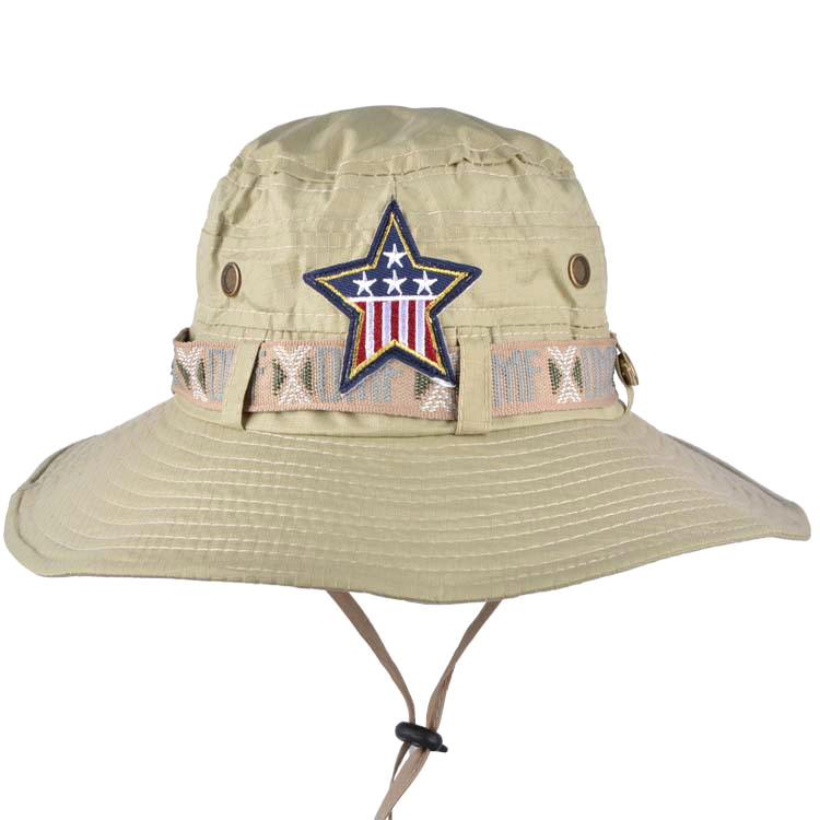 Mens Outdoor Fishing Camping Bucket Hats Women Ladies Wide Brim Sun Caps