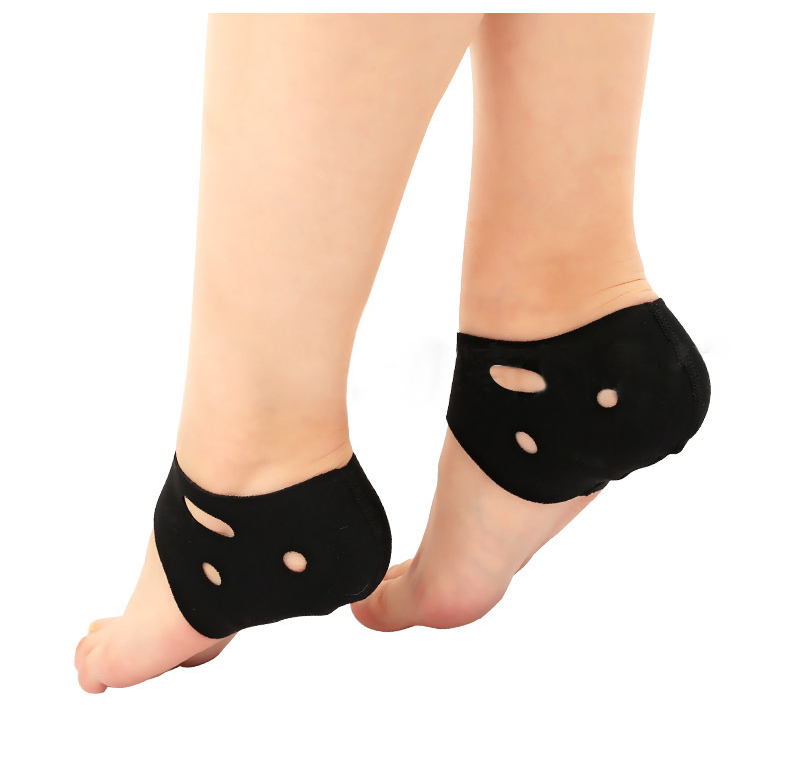 Scuba Plantar Support Foot Arch Heel Pain Relief Cushion Dancing Sport Training Protector