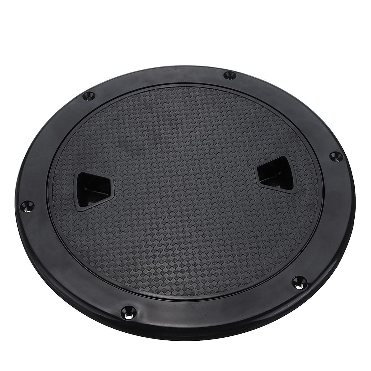 4/6/8 Inch Marine Boat Inspection Hatch Cover Screw Out Deck Plate Compartment Access