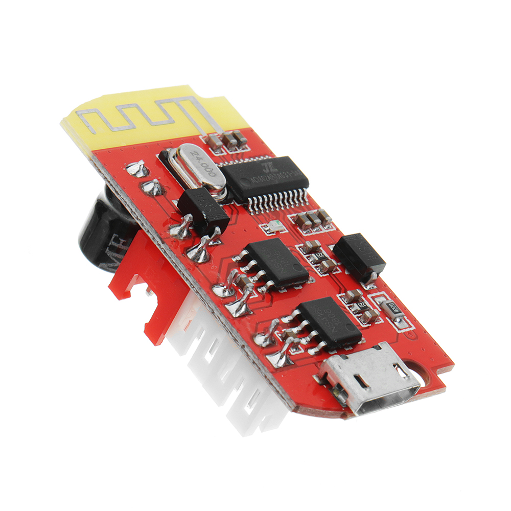 DC 3.7V To 5V 3W Digital Audio Amplifier Board Dual Plate DIY bluetooth Speaker Modification Sound Music Module Micro USB