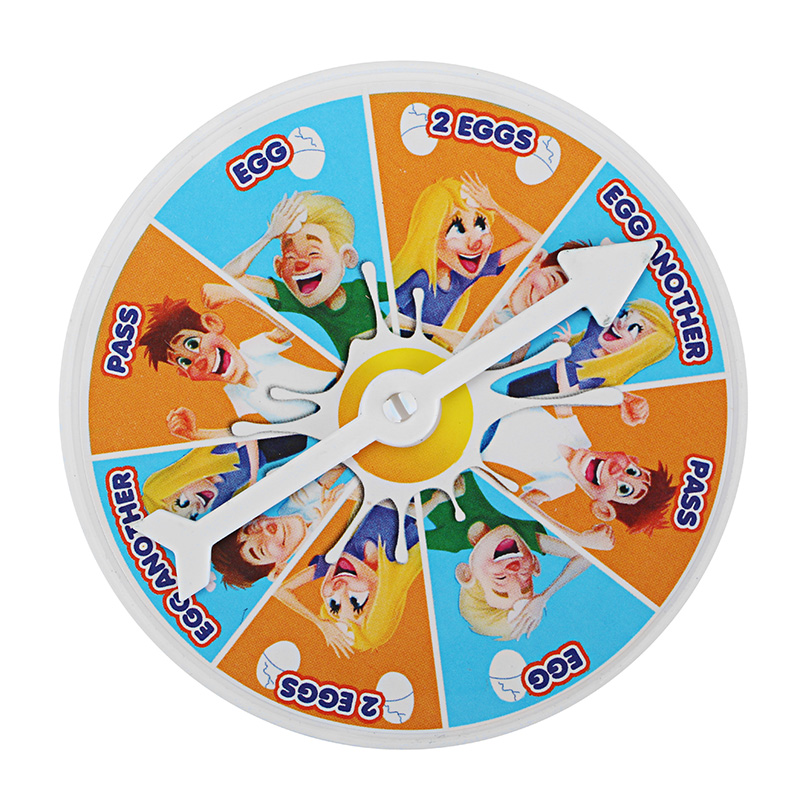Egged On Game Interactive Shocker Fun Gadgets Egg Roulette Games For Parent-Child Anti Stress Toys
