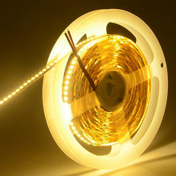 5M 43.2W SMD2835 Non-waterproof Super Bright 1200LEDs Flexible Strip Light DC12V