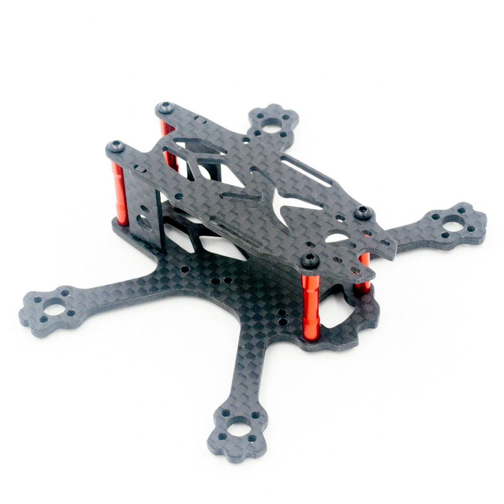 AlfaRC FS95S 95mm Frame Kit Support 1104 F3/F4 Runcam/FOXEER/CADDX.US  Micro Series for RC Drone