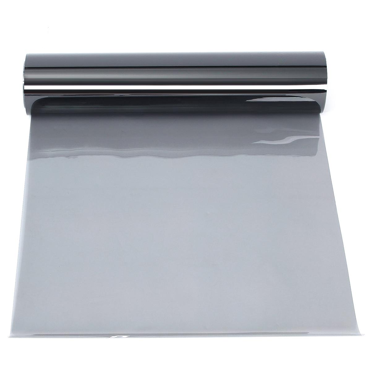50cmx60m 50% VLT Black Car Home Glass Window Tint Tinting Film Vinyl Roll Home