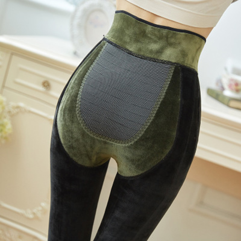 Conductive Magnetic Therapy Blood Anti Static Pant Plus Velvet Thick Graphene Functional Health Pant