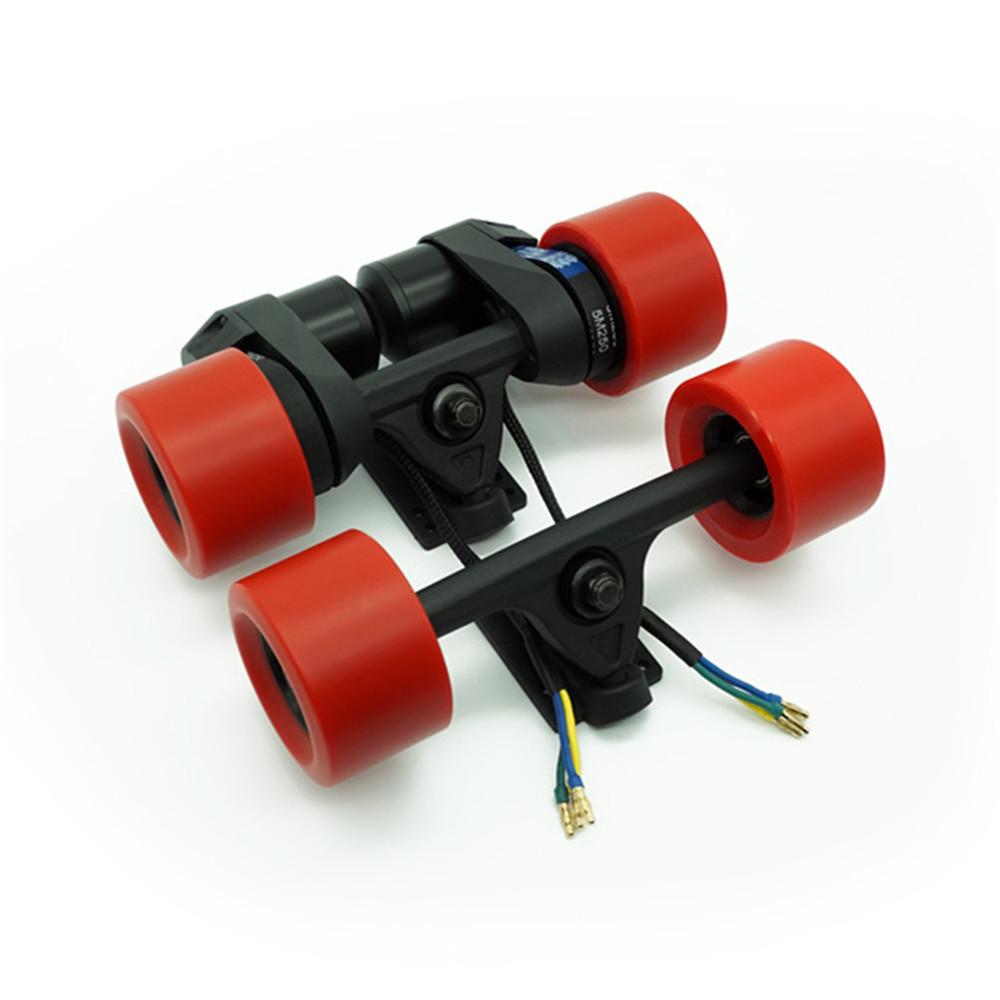 HGLRC-Flipsky BLDC-5055 Dual Belt Drive Brushless Motor Kit for DIY Commuting Electric Skateboard