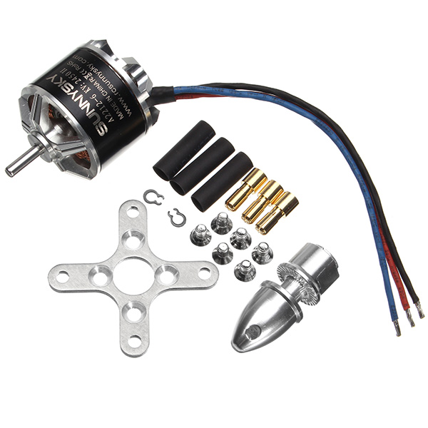 SunnySky Angel New A2212 2450KV II Outrunner Brushless Motor