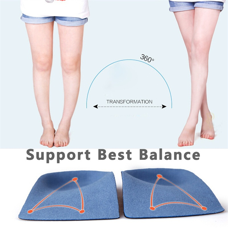 Orthotic Shoe Insole Foot Posture Corrector Arch Support