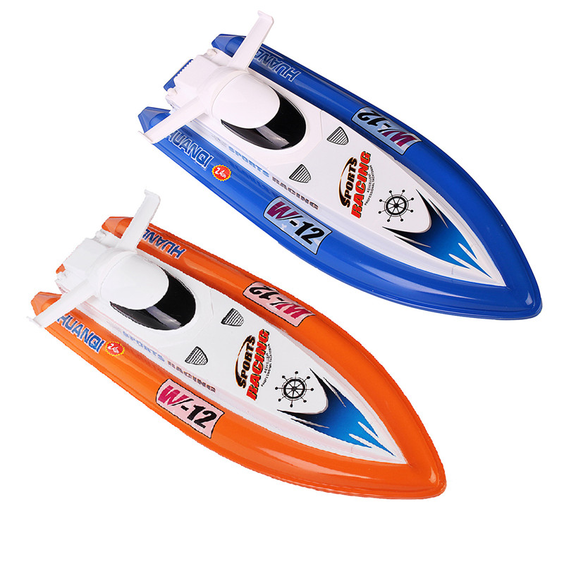 Huanqi 951B 2.4G 4CH 40cm 15KM/h Racing RC Boat With Double Motor Electric Ship Model Toys