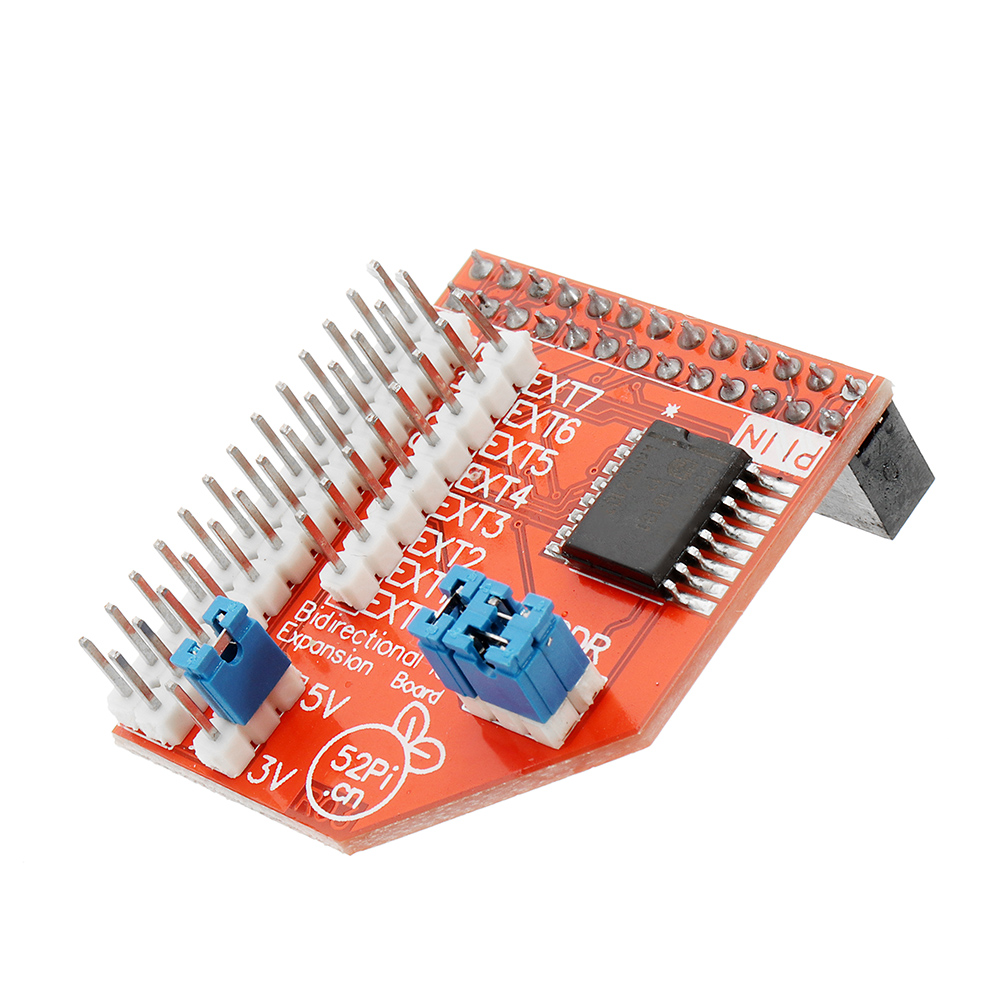 8 Bi-direction IO I2C Expansion Board With Isolation Protection For Raspberry Pi