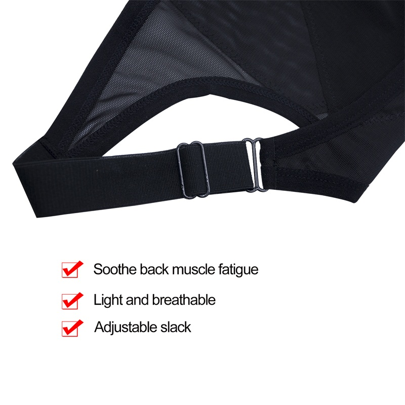 Unisex Adjustable Posture Corrector Hunchbacked Support Belt