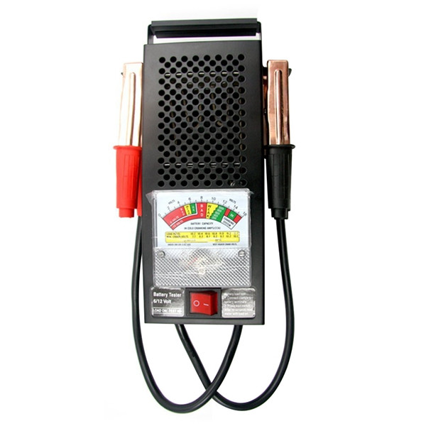 TIROL T16594 Car Electric Battery Meter Tester Checker Analyzer Auto 12V for Sallon Truck Motorcycle