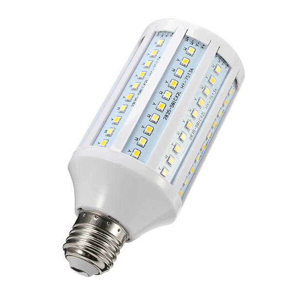 ZX Dimmable Corn LED 15W Tri Color Changing With RF Remote Control Light Bulb AC85-265V