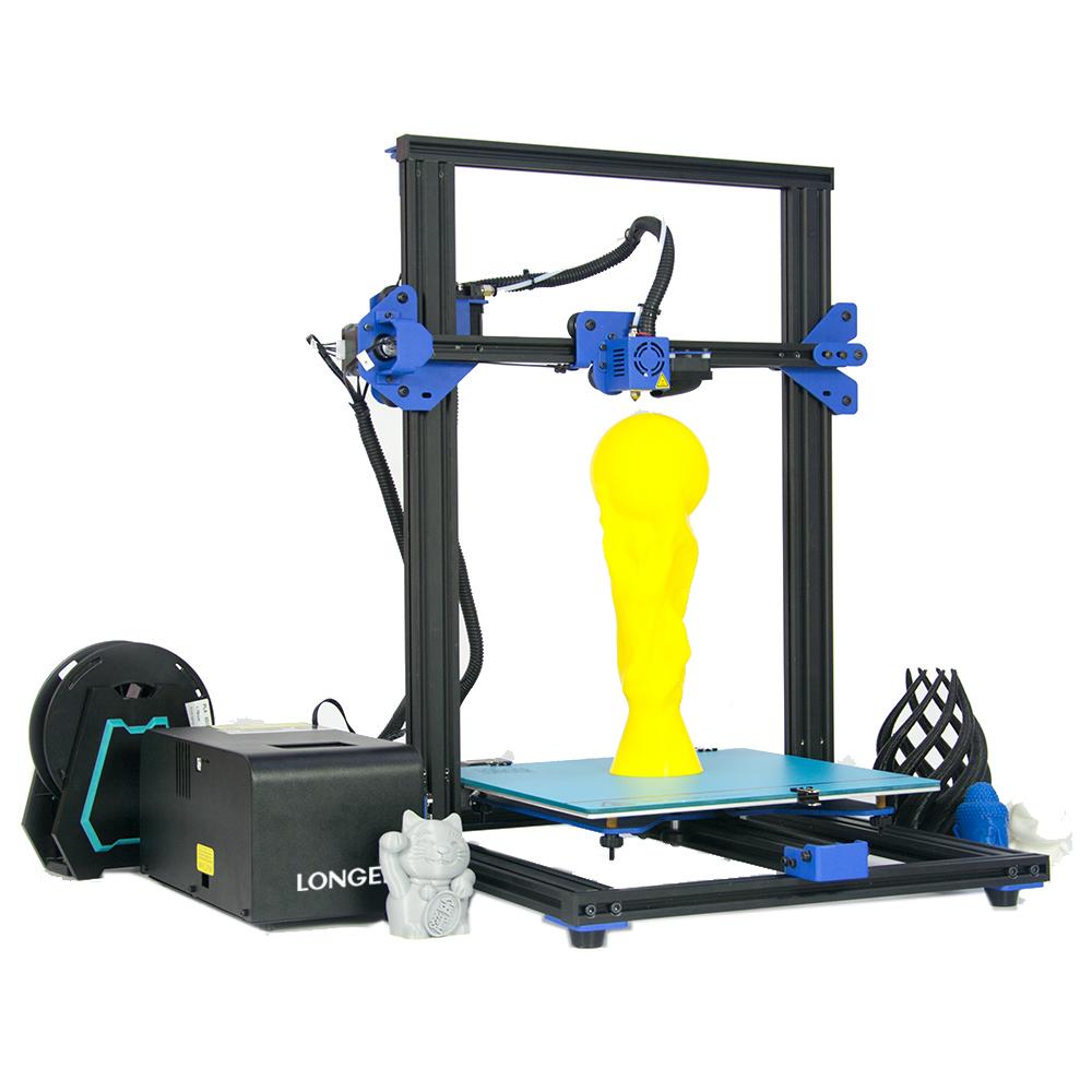 Bộ Máy In 3D Diy Lk1 Dài Hỗ Trợ Phục Hồi Lỗi Nguồn / Bộ Phát Hiện Dây Tóc / Tự Động Cấp I