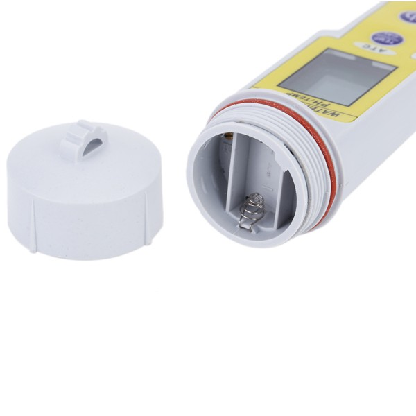 PH-618 Portable Digital PH Pen Meter Automatic Correction Water Quality Tester for Aquarium