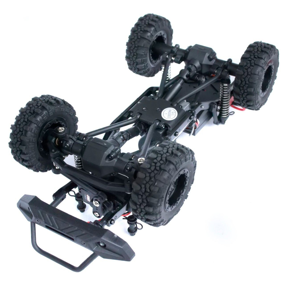 RGT RC Car 1/24 136240 4WD 4x4 Lipo mini Monster Off Road Truck RTR Rock Crawler With Lights - Photo: 7