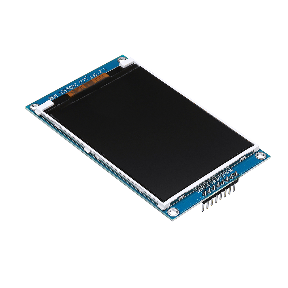 3.2 Inch 8Pin 240*320 TFT LCD Screen SPI Serial Display Screen Module ILI9341 For Arduino