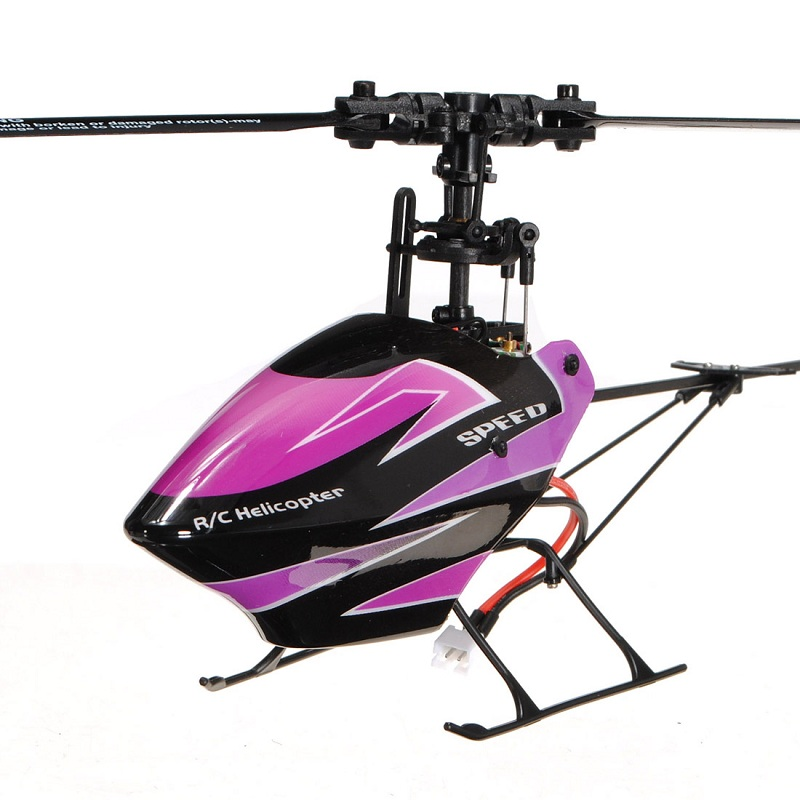 WLtoys V944 2.4GHz 4 Channel Remote Control RC Helicopter RTF