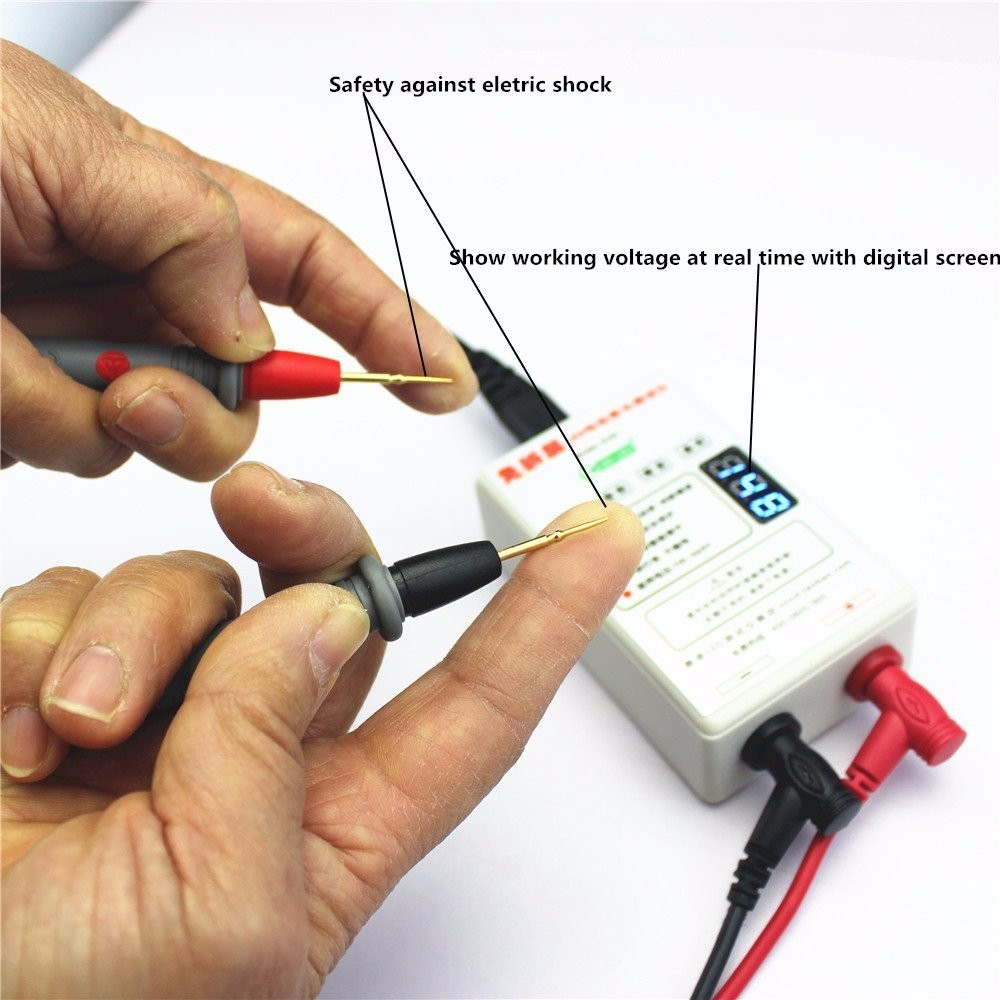SD SID-GJ2C 0-300V Output All Size LED LCD TV Backlight Tester Meter Tool Lamp Beads Board Detect Repair Tool