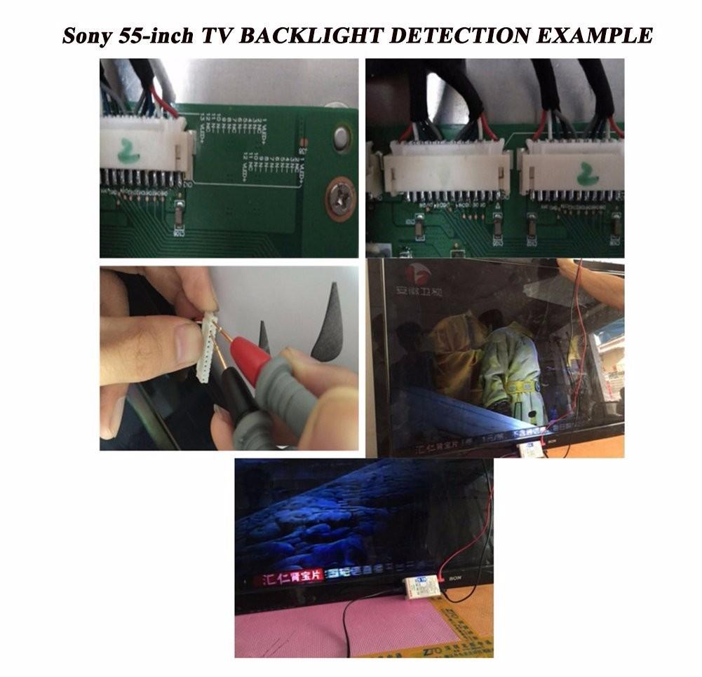 SD SID-GJ2C 0-300V Tension de Sortie Toutes les Tailles LED LCD Rétroéclairage de TV Testeur Mètre Outil Lampe à Cordons Panneau de Détection Outil de Réparation