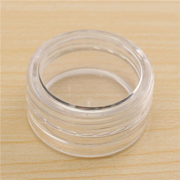 Nail DIY Tools Empty Bottle Eye Shadow Cream Storage Cosmetic Face Cream Jar