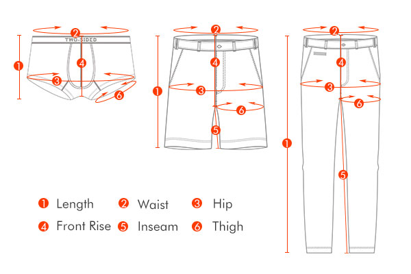 Men's Casual Sanding Stretch Straight Slim Pants