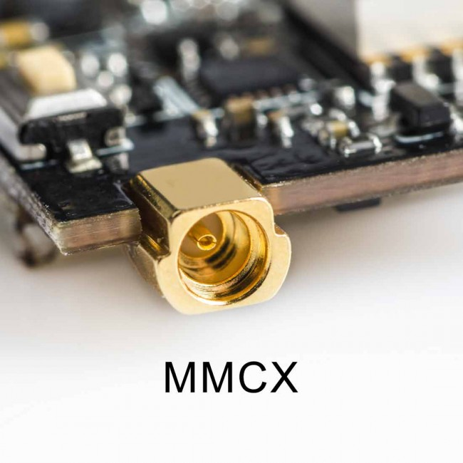 AKK X2-MX MMCX 200mW/500mW/800mW 5.8GHz 37CH FPV Transmitter with Smart Audio OSD PIT Mode