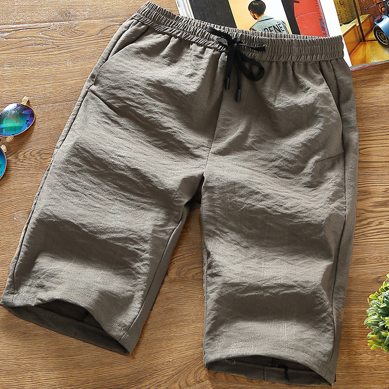 Men's Breathable Loose Casual Shorts