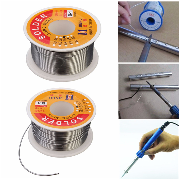 60/40 1mm 100g Silver Tin Lead Solder Wire Welding Supplies