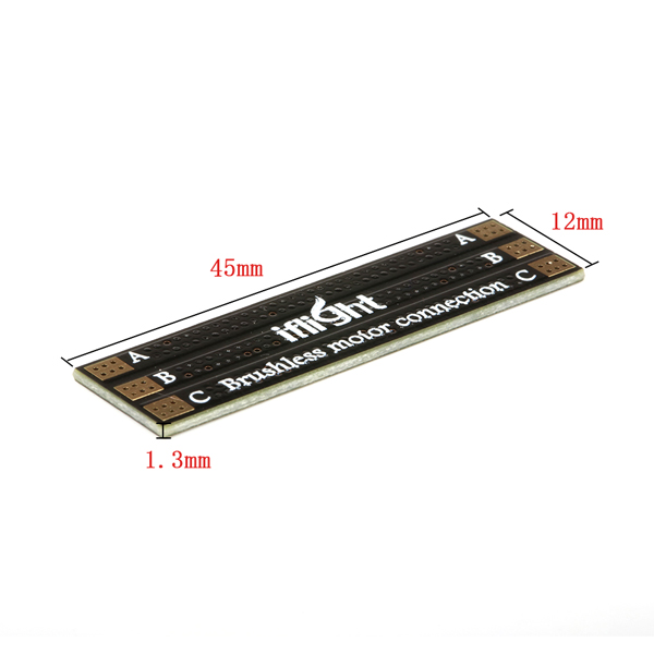 iflight 2-6S ESC Power Distribution Board for RC Drone FPV Racing