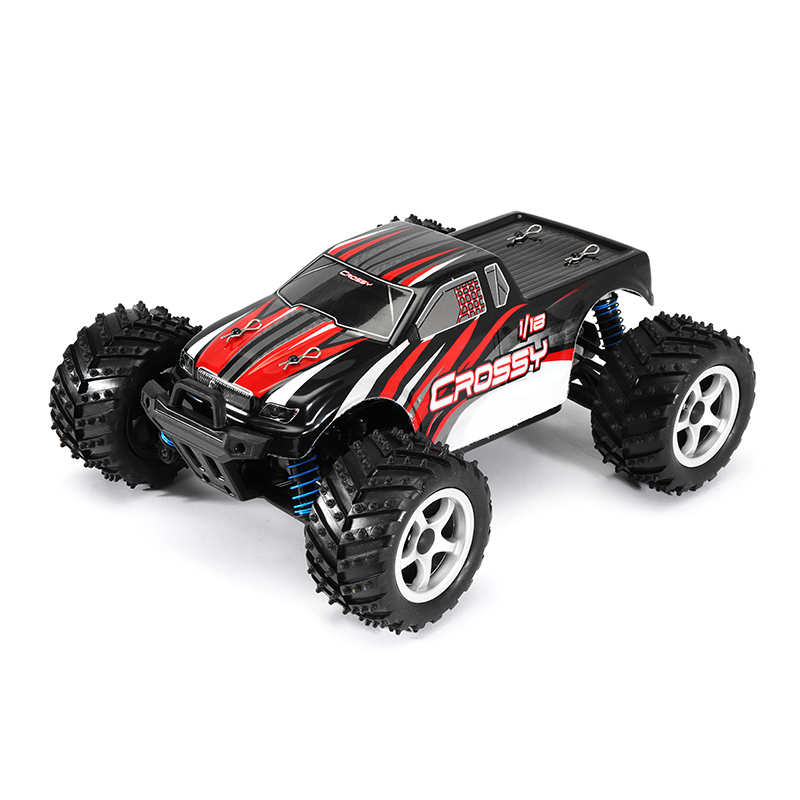Volantexrc 785-1 1/18 2.4G 4WD Crossy Brushed Racing RC Car 35KPH High Speed Monster Truck RTR Toys
