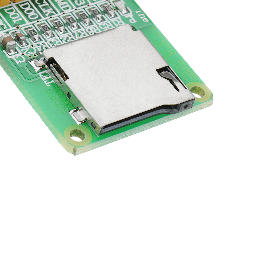 3.5V / 5V Micro SD Card Module TF Card Reader SDIO/SPI Interface Mini TF Card Module