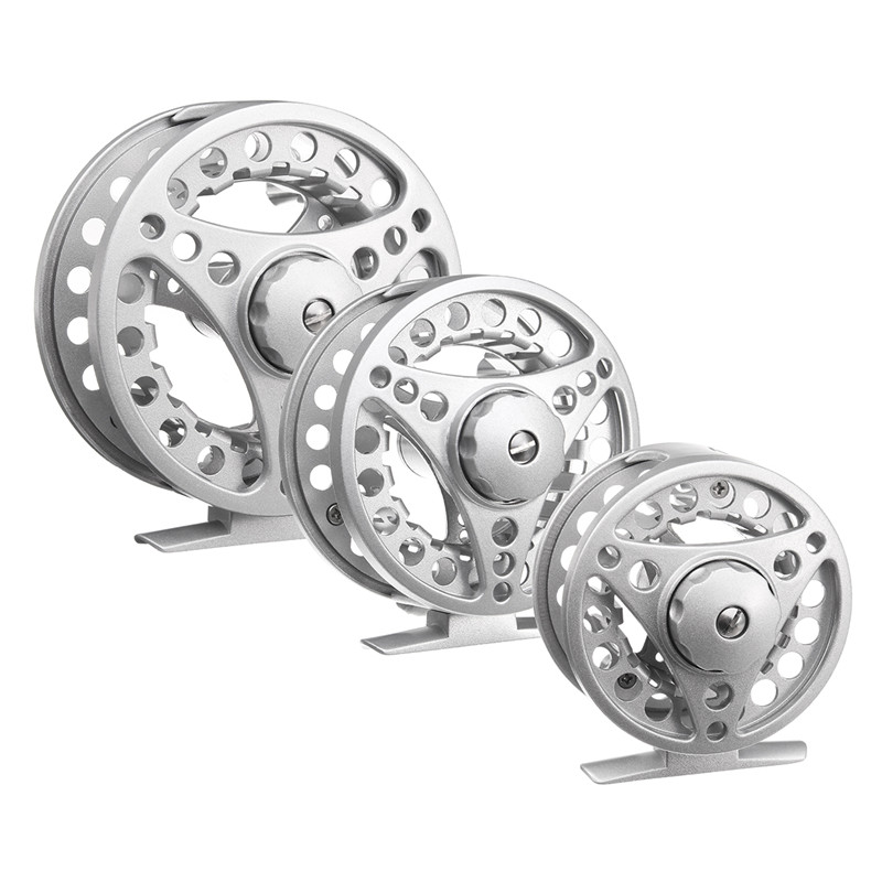 ZANLURE 3/4 5/6 7/8 2+1BB Aluminum Alloy Fly Fishing Reel Left Right Hand Fly Fishing Wheel