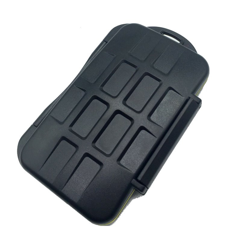 12 Micro SD 12 MSD Memory Card Case MC-SDMSD 24 Stores Waterproof Storage Slim Holder Box