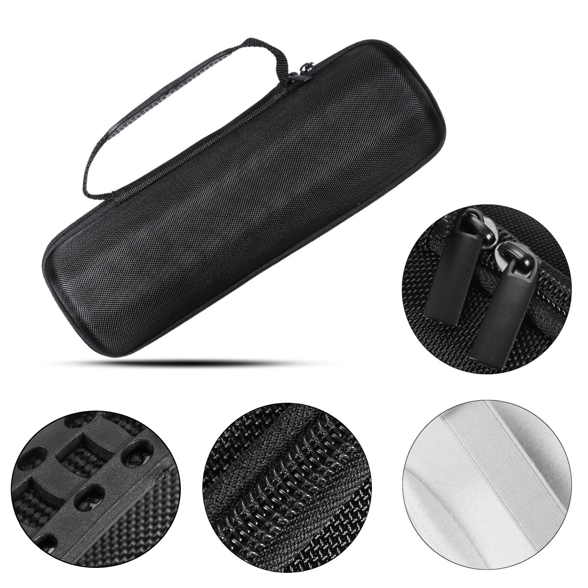 Portable Hard Travel Storage Case Nylon Shockproof Cover Bag for JBL CHARGE 3 bluetooth Speaker