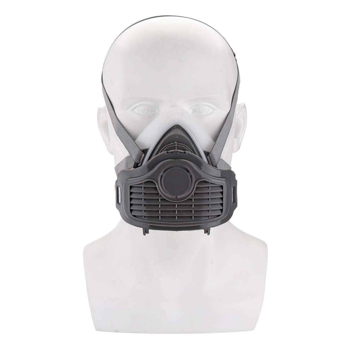 Safety Respiratory Gas Mask Half Face Filter Anti-Dust for Painting Spraying Industrial
