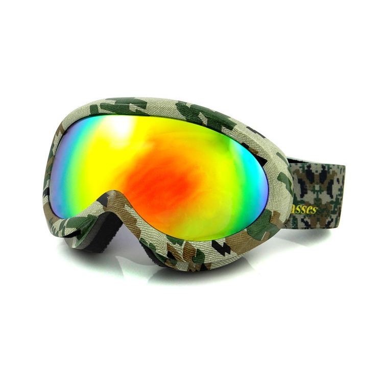 Anti Fog UV400 Ski Goggles Windproof Motorcycle Glasses EDDIE FOX HG-91
