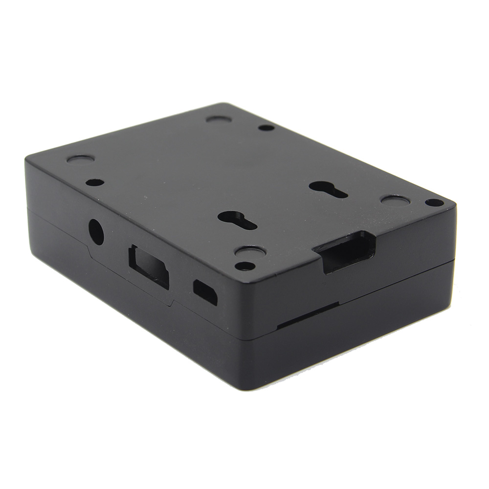 New Aluminum Alloy Case With Good Heat Dissipation For Raspberry Pi 3 Model B+