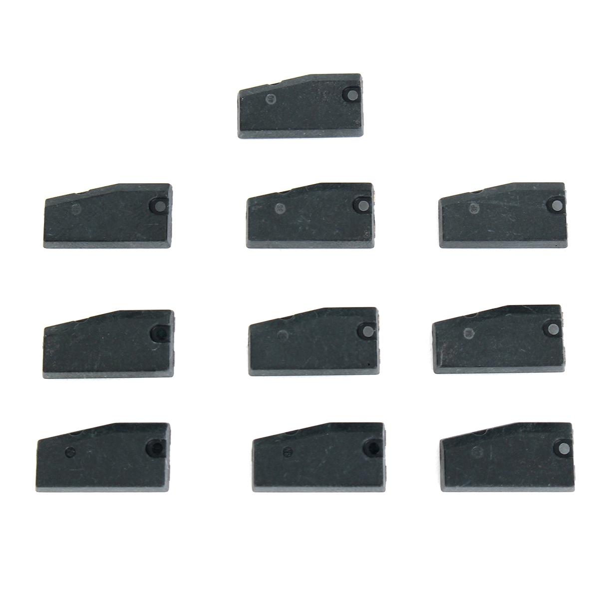 10pcs Original Black Car Key Chip Transponder G Chip Fit For Toyota 80 Bit