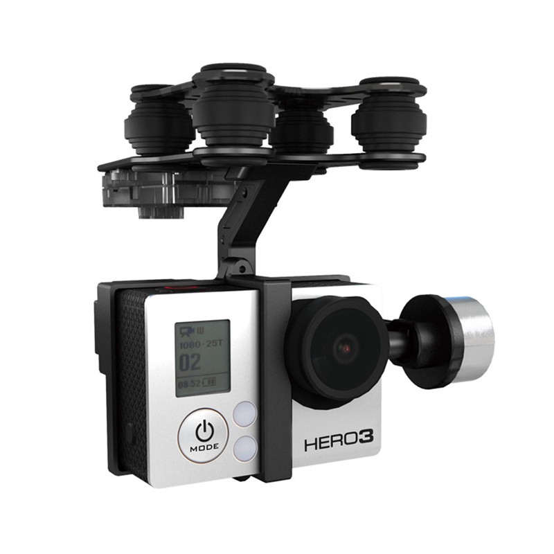 Walkera G-2D Brushless Gimbal Metal Version For iLook/G