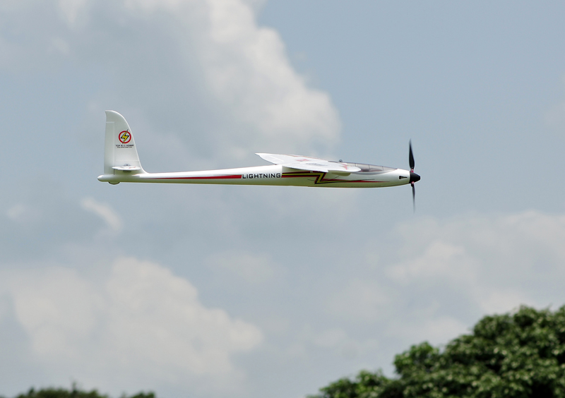 TOP RC 1500MM Lightning 1500mm Wingspan EPO High Speed Racer RC Airplane Glider PNP