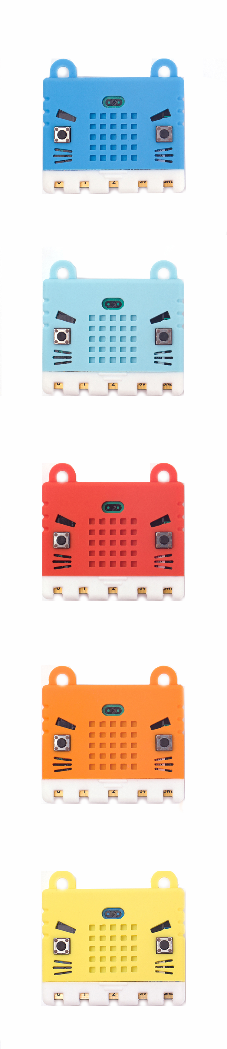 KittenBot® Micro:bit Silicone Cute Pattern Case for Micro:bit Expansion Board