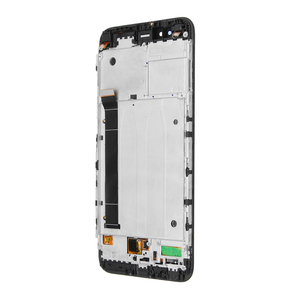 LCD Display + Touch Screen Digitizer Replacement With Front Frame For Xiaomi Mi 5X / Mi A1