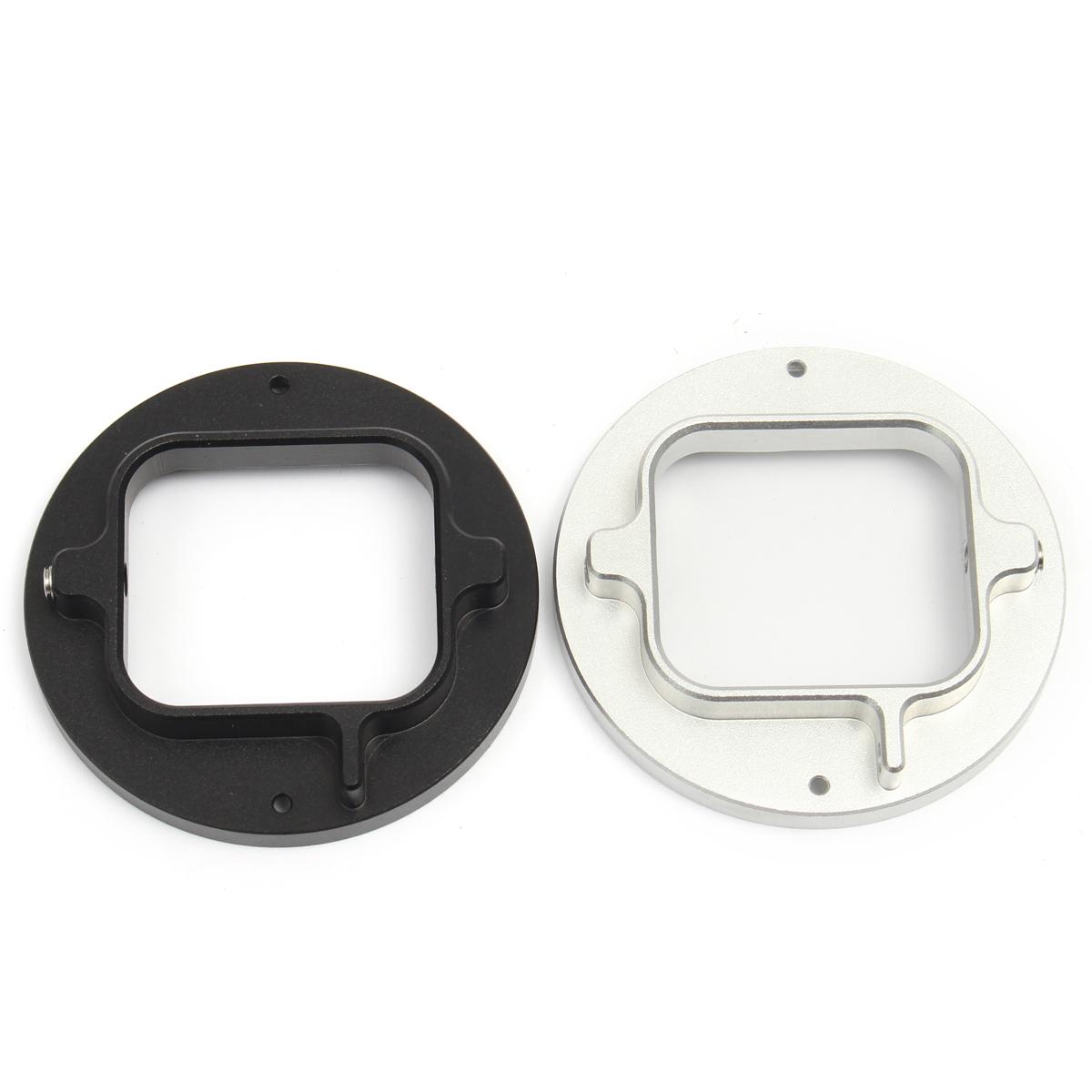 Aluminium Alloy 52mm Diving Filter Lens Adapter Ring Accessory For Gopro Hero 5 / 6 Action Camera