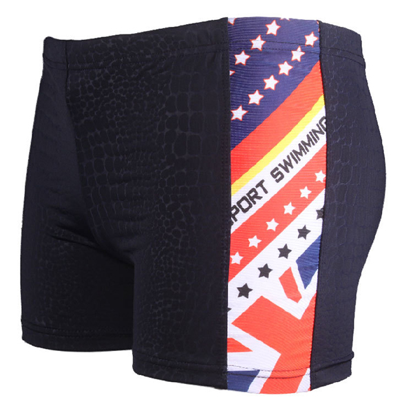 Mens Beach Swimming Casual Printing Sexy Shorts Fashion Spa Professional Trunks