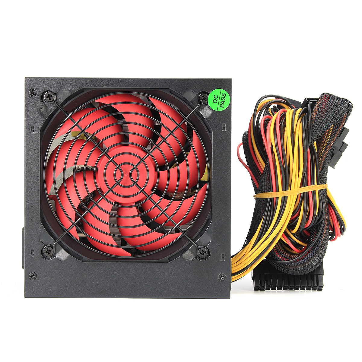 800W 12V ATX Computer Power Supply 12CM Fan 80/Gold 20/4PIN For Intel AMD PC