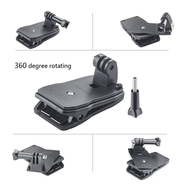 41 in 1 Floating Monopod Head Mount Accessories Set Kit For Gopro Hero 2 4 3plus Xiaomi Xiaoyi Sjcam