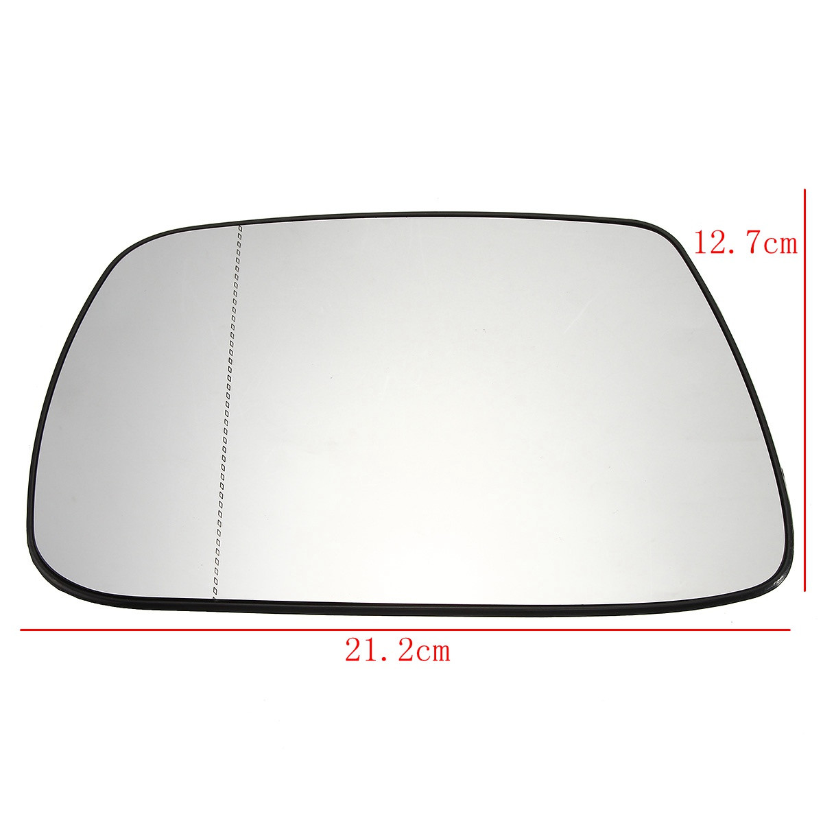 Clear Heated Wing Mirror Glass for Left Driver Side for Jeep Grand Cherokee 2005-10